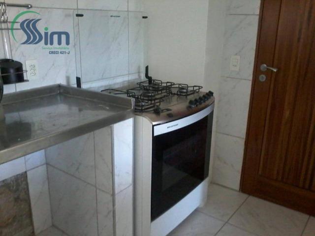 Excelente apartamento mobiliado na aldeota - Foto 14
