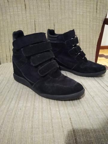 Sneakers preto