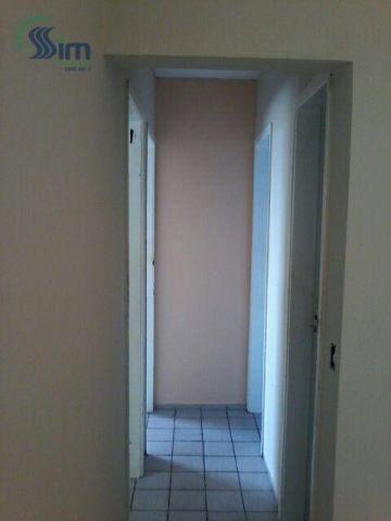 Apartamento residencial para locação, cidade dos funcionários, fortaleza. - Foto 9