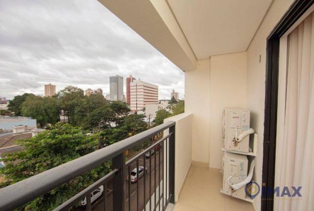 Studio com 1 dormitório à venda, 55 m² por R$ 259.836,24 - Centro - Foz do Iguaçu/PR - Foto 20