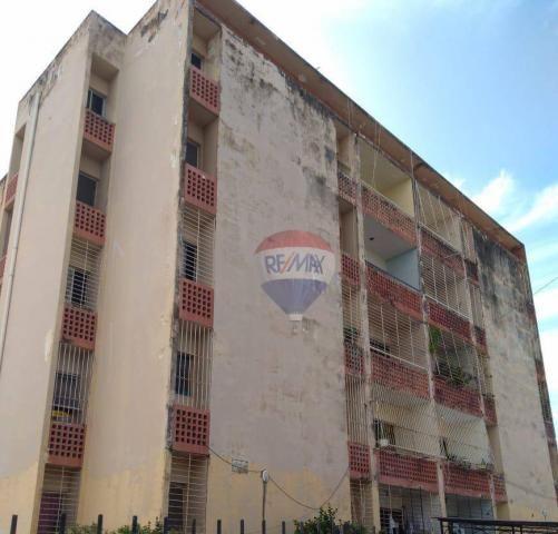 Apartamento com 4 dormitórios à venda, 105 m² por r$ 180.000,00 - janga - paulista/pe