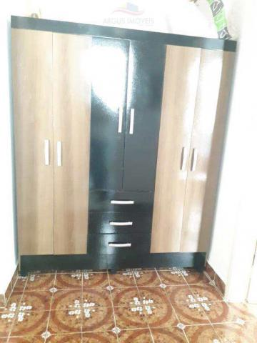 Apartamento para alugar com 1 dormitórios em Boqueirão, Praia grande cod:567 - Foto 13