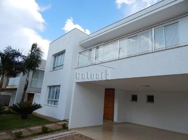 Casa sobrado em condomínio com 5 quartos no Royal Tennis - Residence & Resort - Bairro Gle - Foto 2