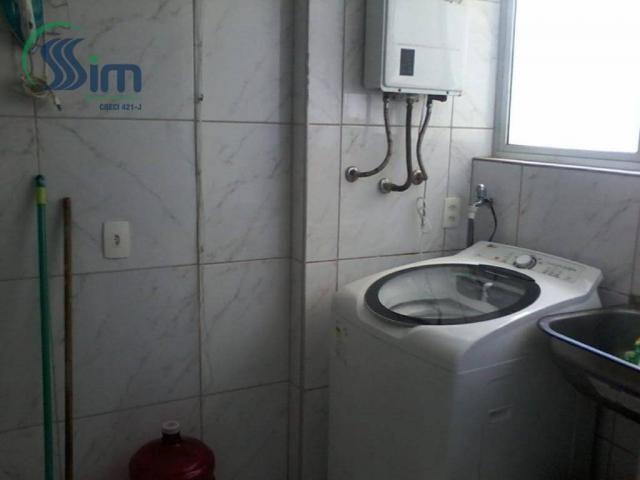Excelente apartamento mobiliado na aldeota - Foto 16