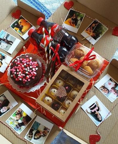Festa na caixa/ caixa supresa - Foto 2