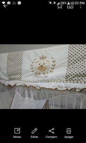 Kit berço princesa - Foto 2