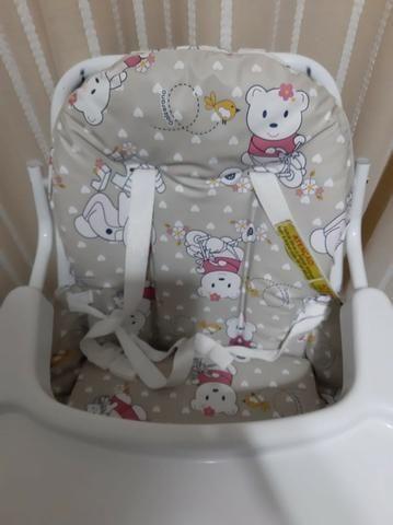 Cadeira de alimentação portátil Galzerano - Foto 3