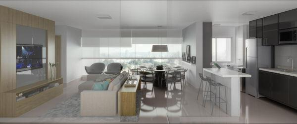 Apartamento  com 2 quartos no Residencial Brava Bueno - Bairro Setor Bueno em Goiânia - Foto 6