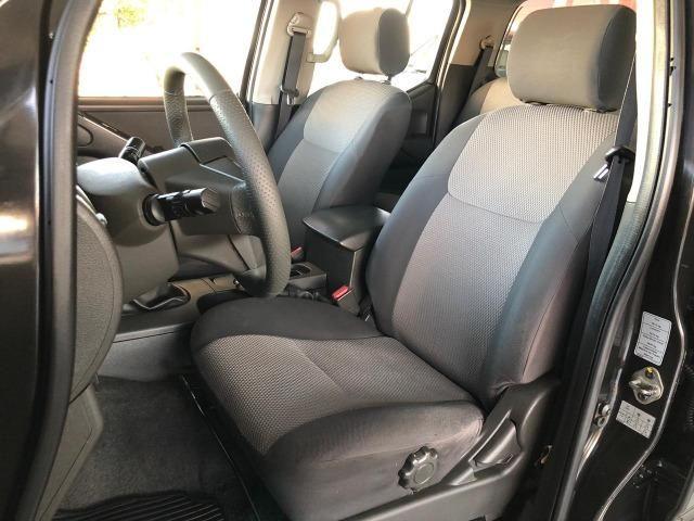 Nissan Frontier SE ATtaCK 2.5TDI_ExtrANovA_LacradAOriginaL_ReViSadA_ - Foto 8