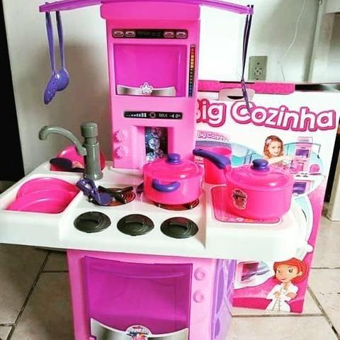 Cozinha infantil top novo