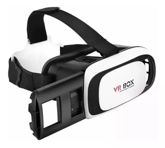Óculos Vr Box + Controle bluetooth - Foto 3