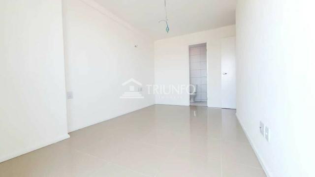 (ESN tr50177) Apartamento Saint Denis 86m 3 quartos 2 vagas B. de Fatima - Foto 9