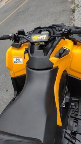 Quadriciclo can am 650cc ano 2015 - Foto 5