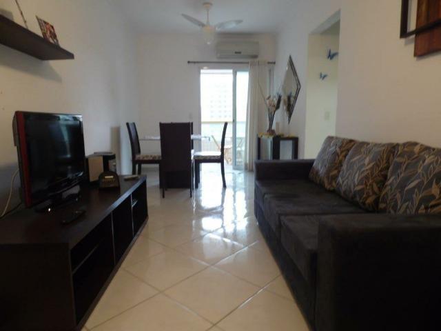 Apartamento 02 dormitórios mobiliado na vila Tupy - Foto 3