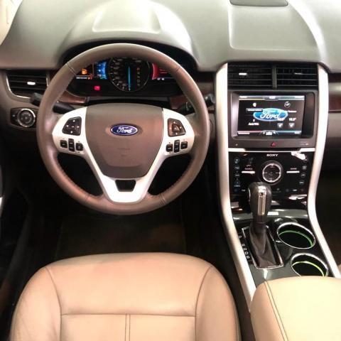 FORD EDGE 2014/2014 3.5 LIMITED VISTAROOF AWD V6 24V GASOLINA 4P AUTOMÁTICO - Foto 7