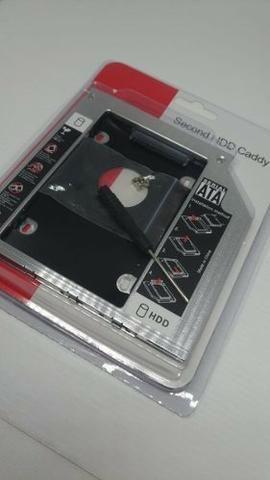 Adaptador Dvd P/ HD Ou SSD Sata Para Notebook