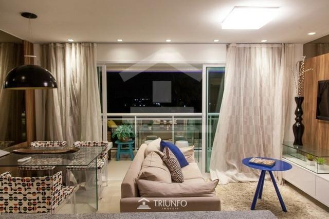 (ESN tr18983) Apartamentoa venda Bravo Residence 74m 3 quartos 2 vagas - Foto 4