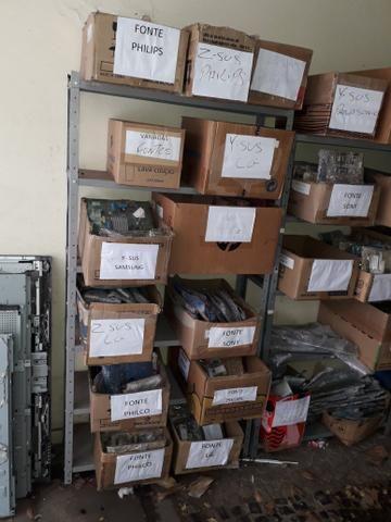 Vendo lote de placas para tv led,lcd e plasma, funcionando