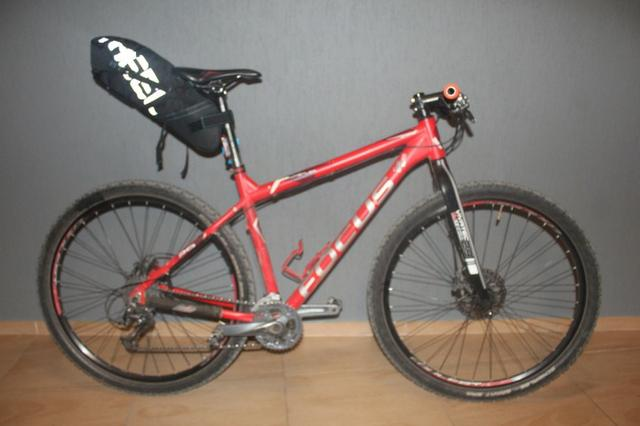 Bicicleta MTB Focus 29
