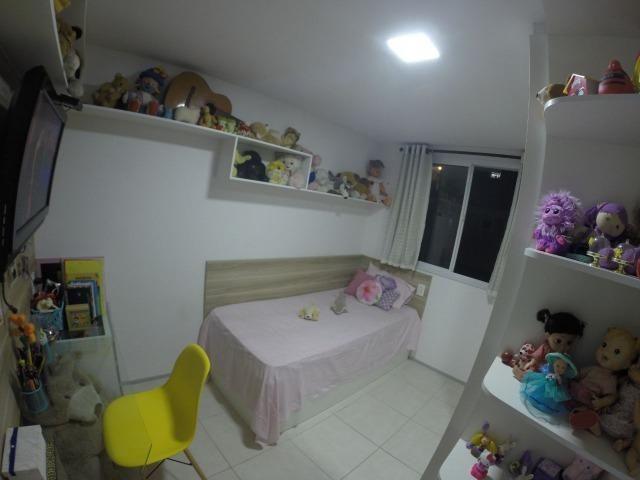 Excelente apartamento no Reserva Passaré III, projetado e reformado!!! - Foto 11