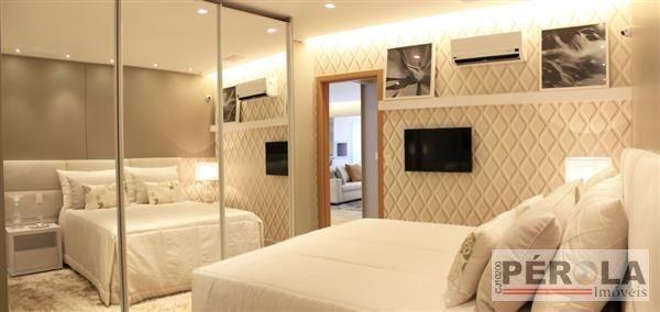 Apartamento  com 3 quartos no RESIDENCIAL ESSÊNCIA HOME CLUB - Bairro Jardim América em Go - Foto 5