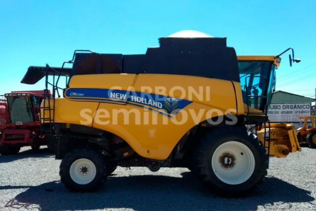 New Holland CR5080, ano 2013/2013 - Foto 2