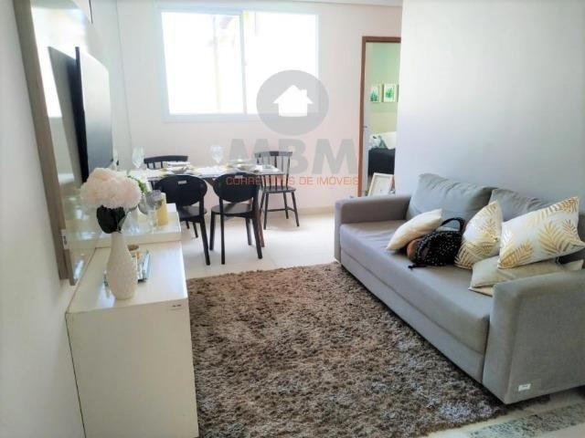 Vendo apartamento novo com elevador no Passaré com 2 quartos. 190.000,00 - Foto 10