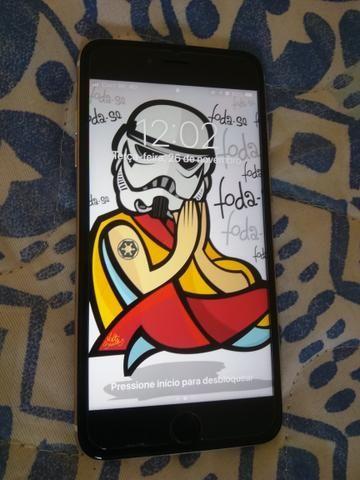 IPhone 6Plus 64GB (Troco em Bike) - Foto 2