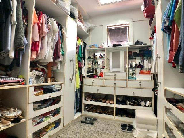 Apartamento no Guararapes - 192m² - 3 Suítes - 3 Vagas (AP0620) - Foto 9