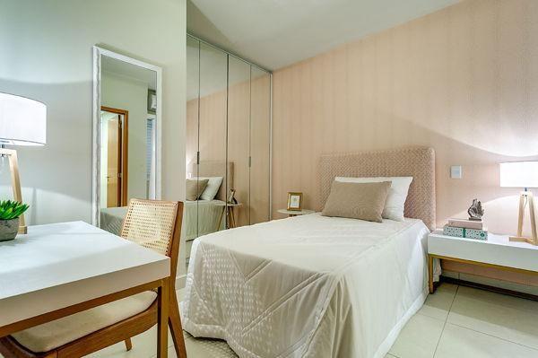 Apartamento  com 3 quartos no Conquist Residencial - Bairro Parque Amazônia em Goiânia - Foto 16
