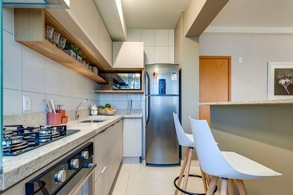Apartamento  com 3 quartos no Conquist Residencial - Bairro Parque Amazônia em Goiânia - Foto 11