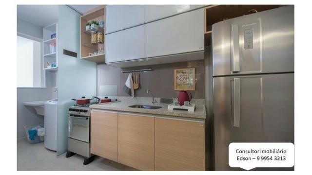 UED-26 - Apartamento 2 quartos em morada de laranjeiras - Foto 9