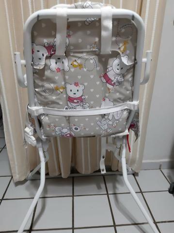 Cadeira de alimentação portátil Galzerano - Foto 4