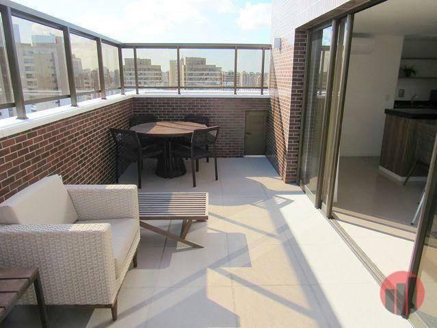 Apartamento com 3 dormitórios para alugar, 92 m² por R$ 2.100/mês - Papicu - Fortaleza/CE - Foto 18