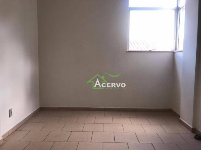 Apartamento com 2 dormitórios para alugar, 78 m² por r$ 850/mês - cascatinha - juiz de for - Foto 8