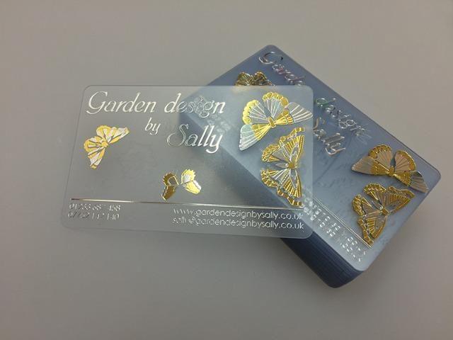 Cartão de PVC Transparente a Partir de 94,99 Qualidade de Cair o Queixo