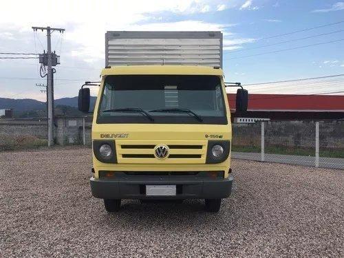 Caminhão VW 9150 baú