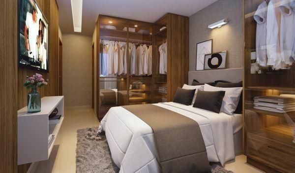 Apartamento  com 2 quartos no Varandas do Parque - Bairro Jardim Atlântico em Goiânia - Foto 7