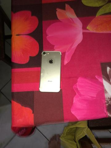 IPhone 7 128 Gb dourado ( BEM CONSERVADO) - Foto 3