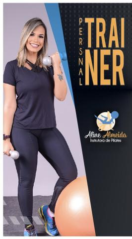 Personal trainer e instrutora de Pilates! * zap - Foto 3