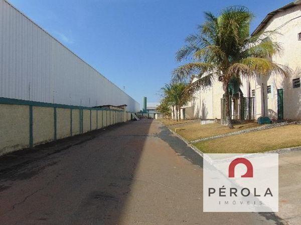 Comercial galpão / barracão - Bairro Fazenda Santa Rita em Goiânia - Foto 6