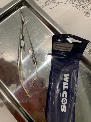 Porta agulha para periodontia - Foto 3