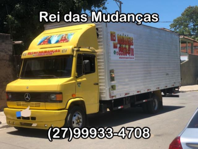 Rei das Mudanças Local e Todo Brasil