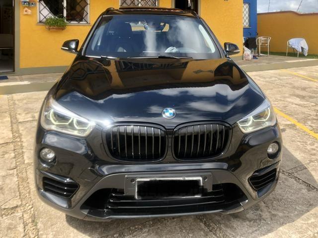 BMW X1 25i blindada