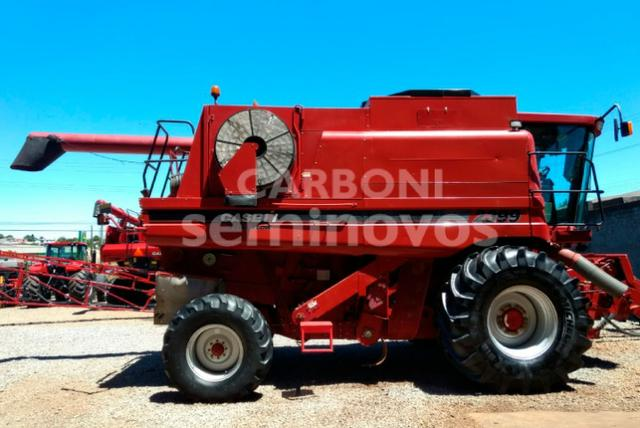 Case Axial Flow 2399, ano 2007/2007 - Foto 3