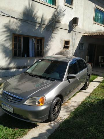 Honda Civic LX 2001/01 - Foto 3