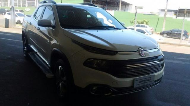 FIAT TORO FREEDOM 4X4 2.0 16V AT9 Branco 2018/2019