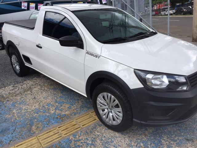 VOLKSWAGEN SAVEIRO 2018/2019 1.6 MSI ROBUST CS 8V FLEX 2P MANUAL - Foto 2