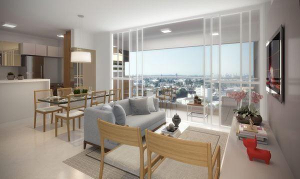 Apartamento  com 2 quartos no Residencial Brava Bueno - Bairro Setor Bueno em Goiânia - Foto 4