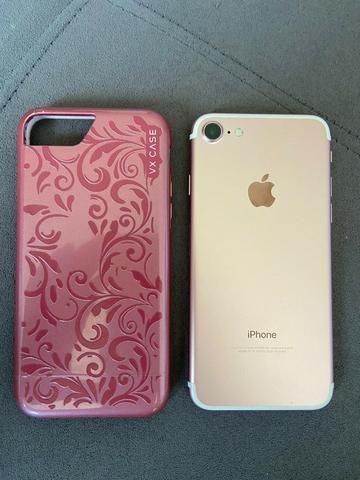 IPhone 7 32 GB, cor Rose Gold - Foto 2